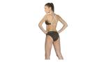 Cross Bikini Svart