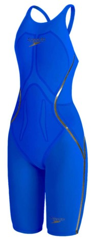 LZR X Openback Blue/gold
